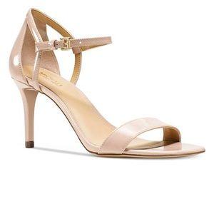 Michael Kors size 10 sandal pumps